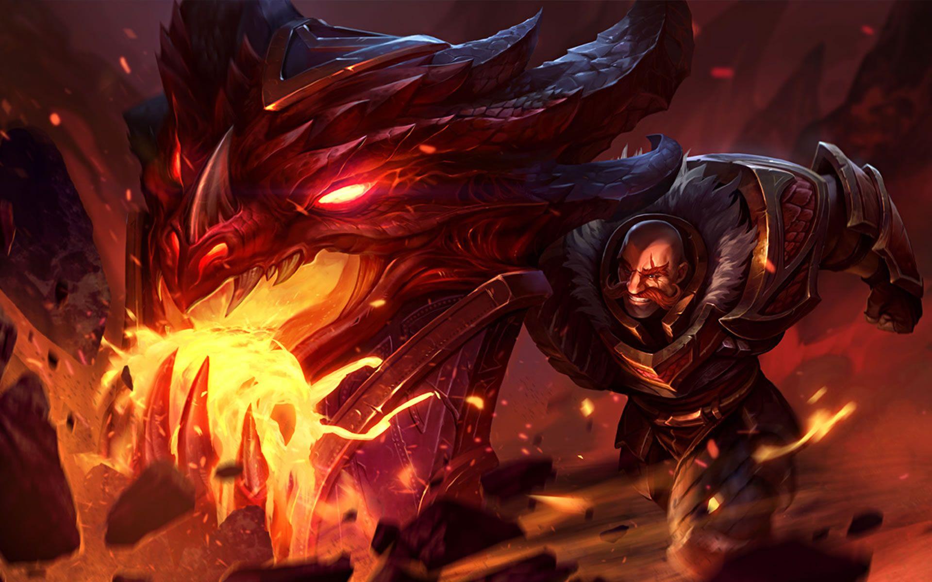 Composición Cambiaformas Guardianes Dragones | Meta TFT | LOL