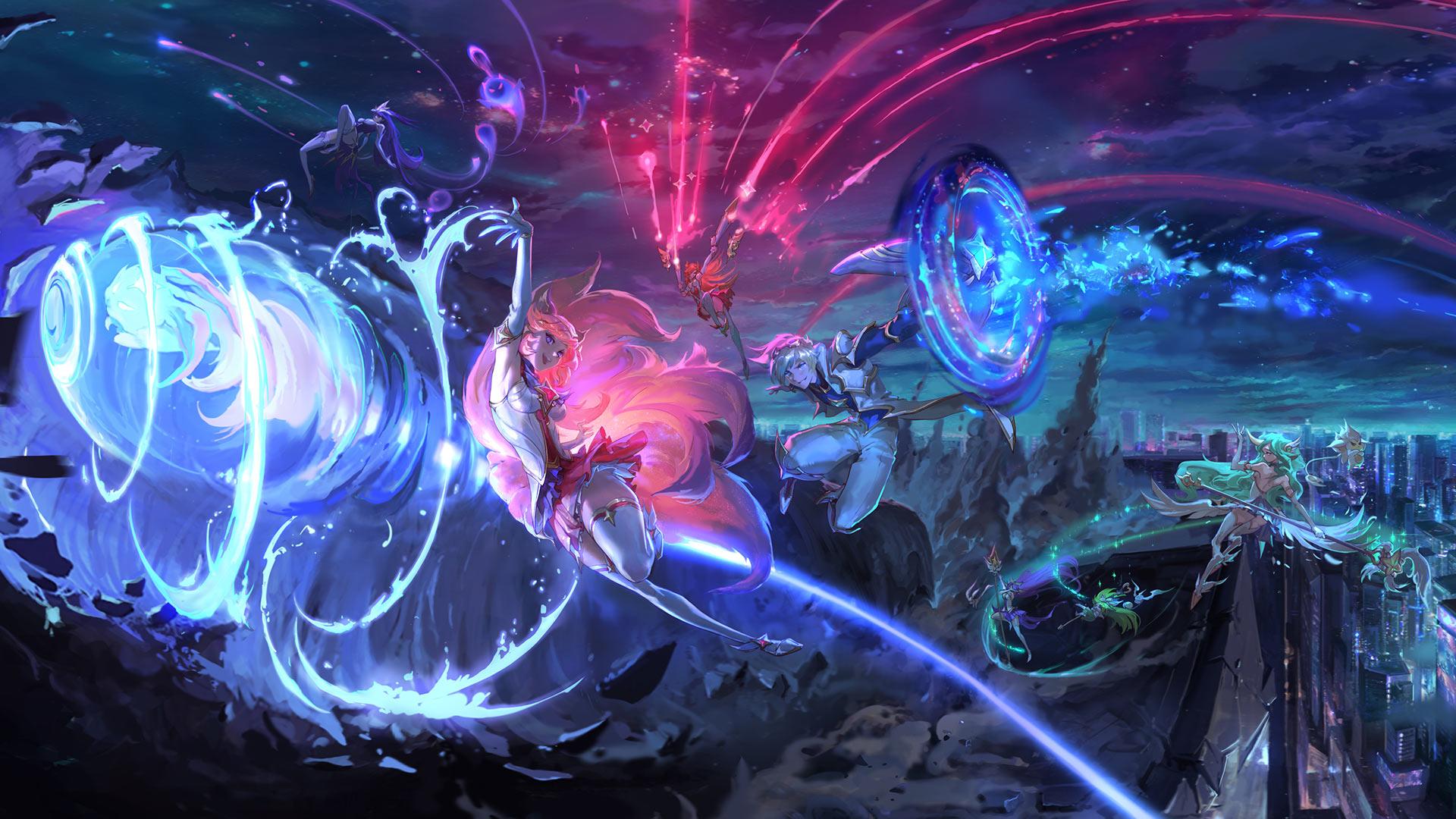 Set 3 Guardianes de Estrellas TFT