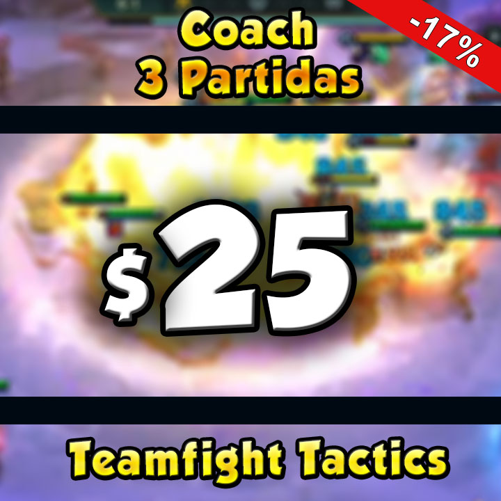 Coach Challenger TFT Guiadeparche 3 partidas