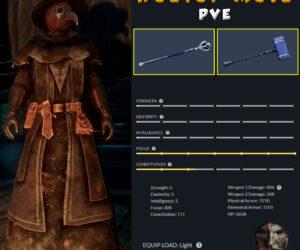 Mejores Builds Meta PvP y PvE Tier List de Armas y Maestrias