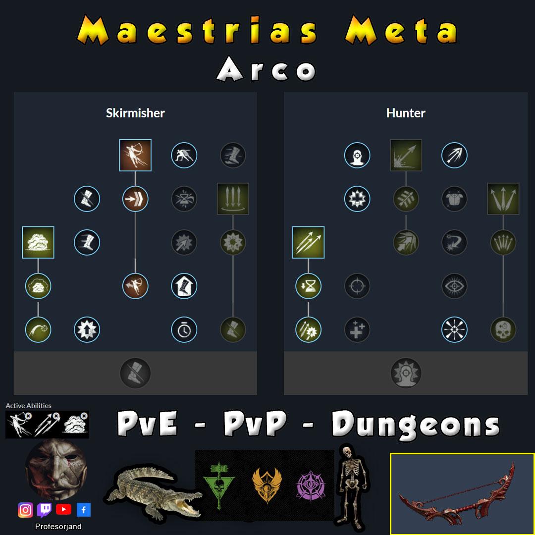 Hibrido-Meta-Arco-Maestrias-New-World-PvP-PvE-Dungeons