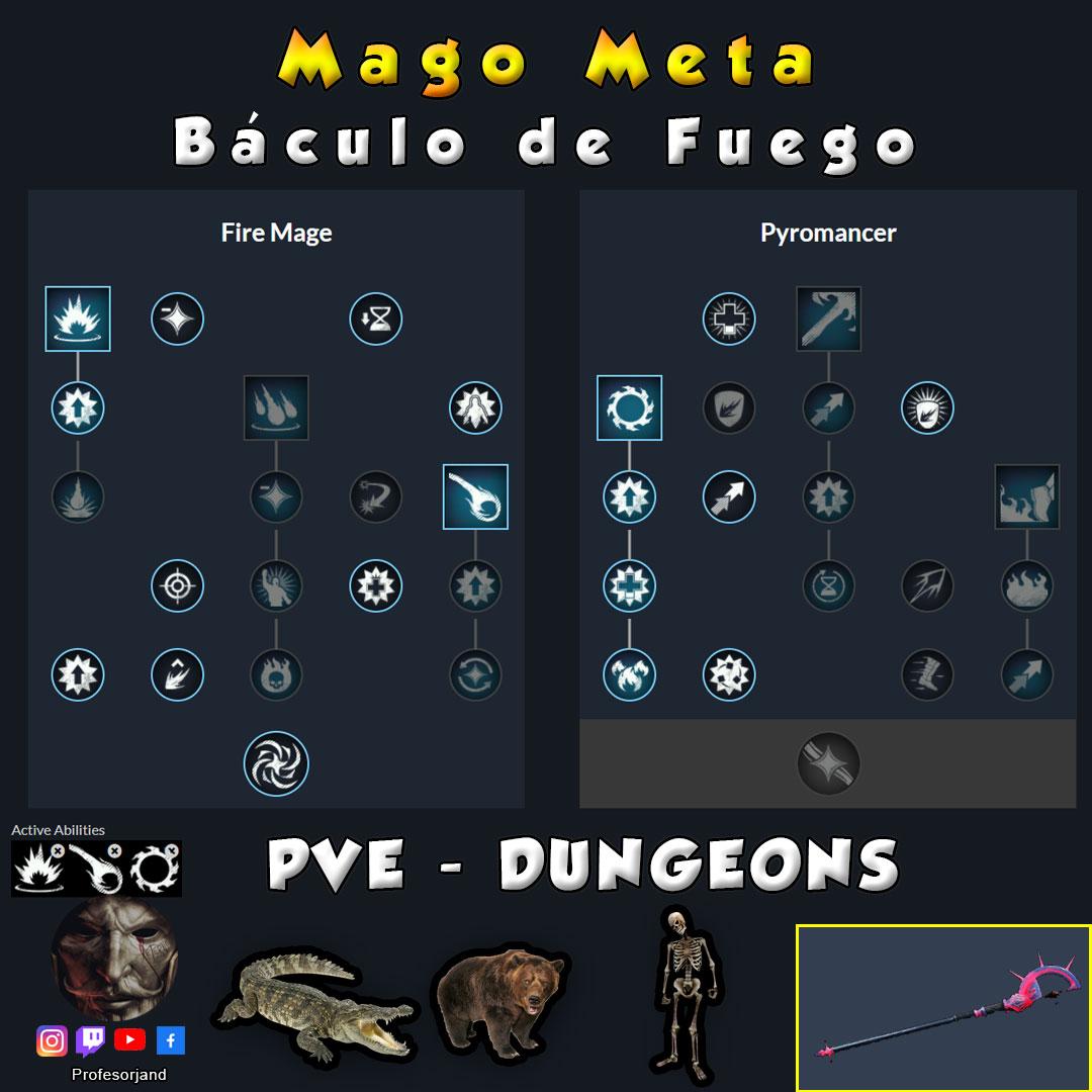 Mago-Meta-Baculo-de-Fuego-Maestrias-New-World-PvE