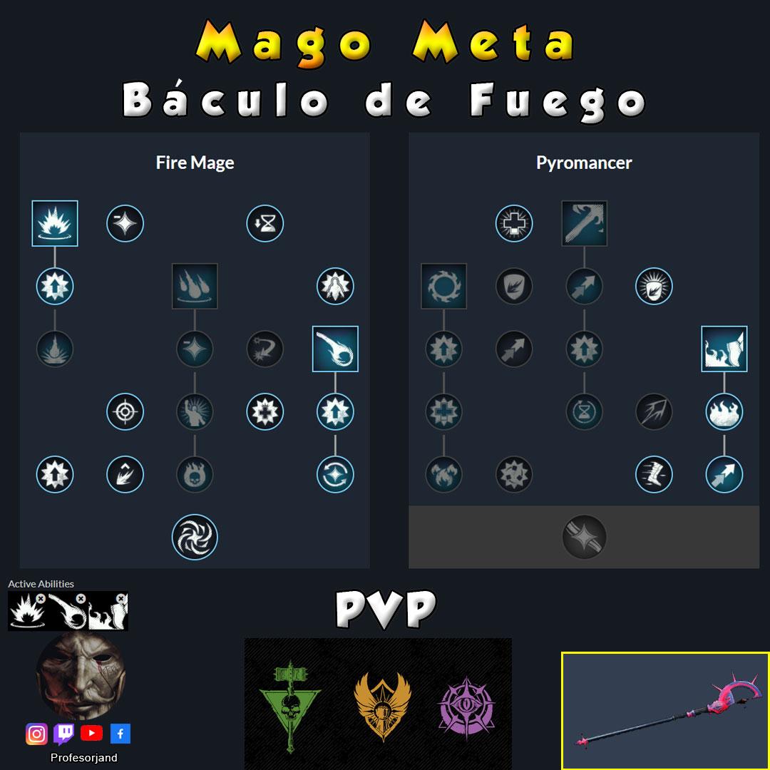 Mago-Meta-baculo-de-Fuego-Maestrias-New-World-PvP
